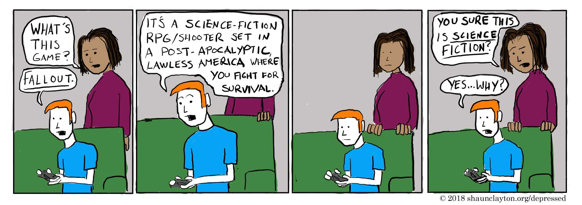 Modern Fallout
