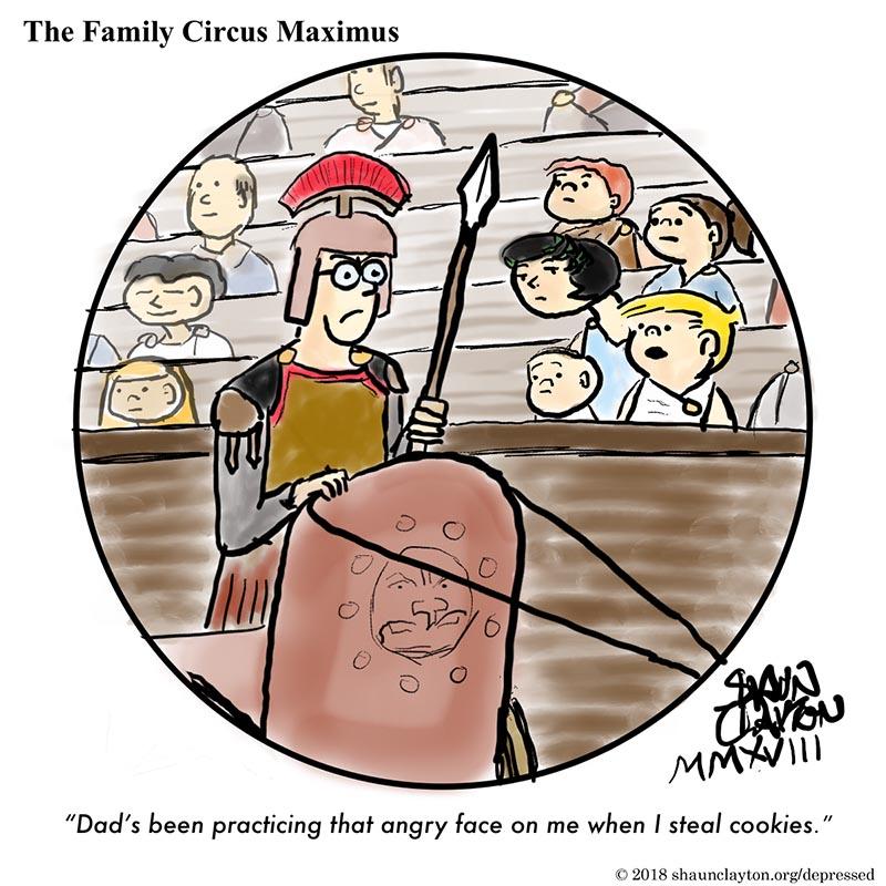 The Family Circus Maximus