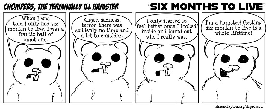 """Chompers – """"Six Months To Live"""""""
