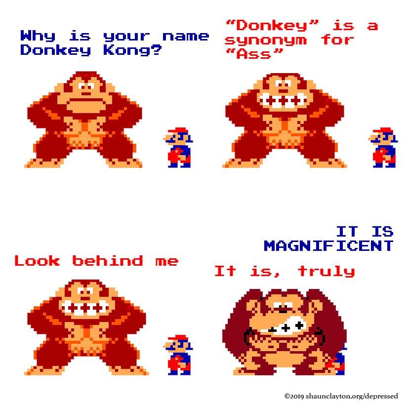 Badonkey Kong