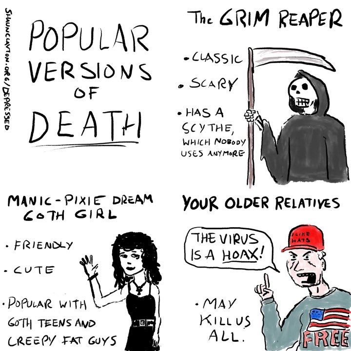 Popular Death